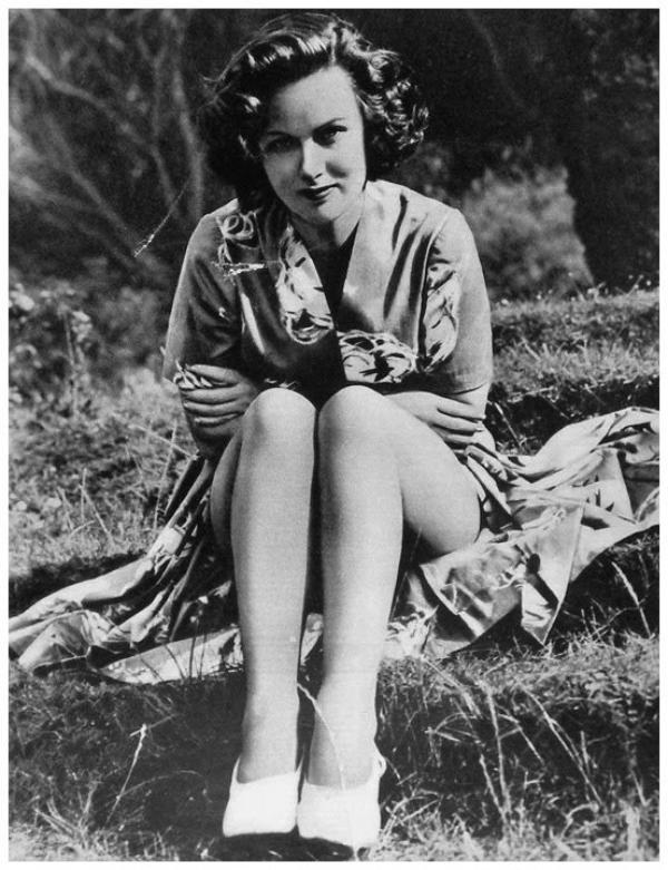 Nadia GRAY '50 (23 Novembre 1923 - 13 Juin 1994)