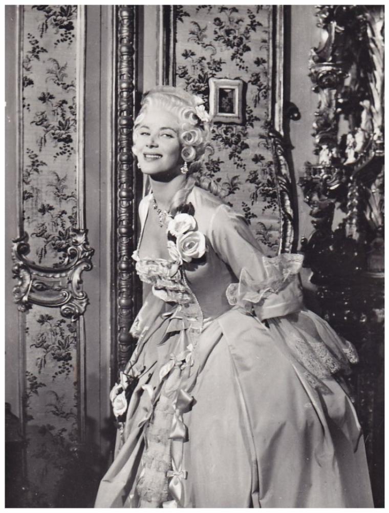 Myriam BRU '50 (20 Avril 1930)