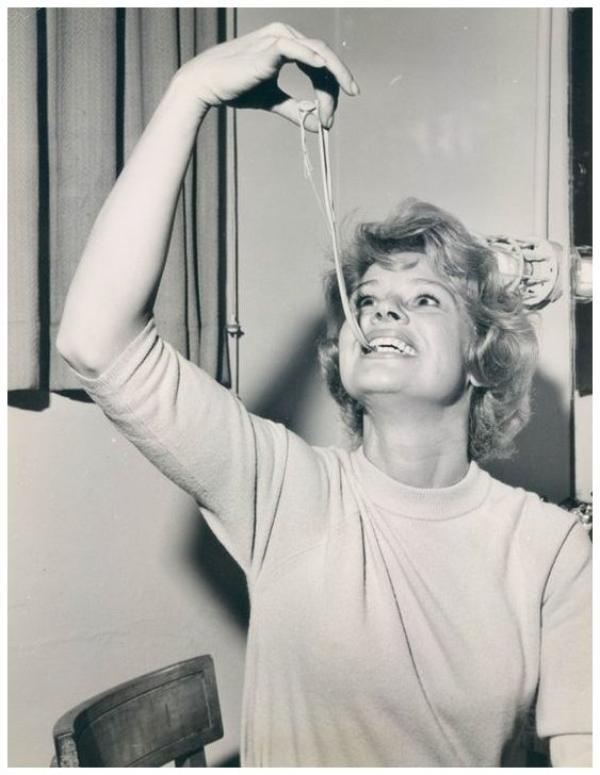 Betsy PALMER '50-60 (1er Novembre 1926)