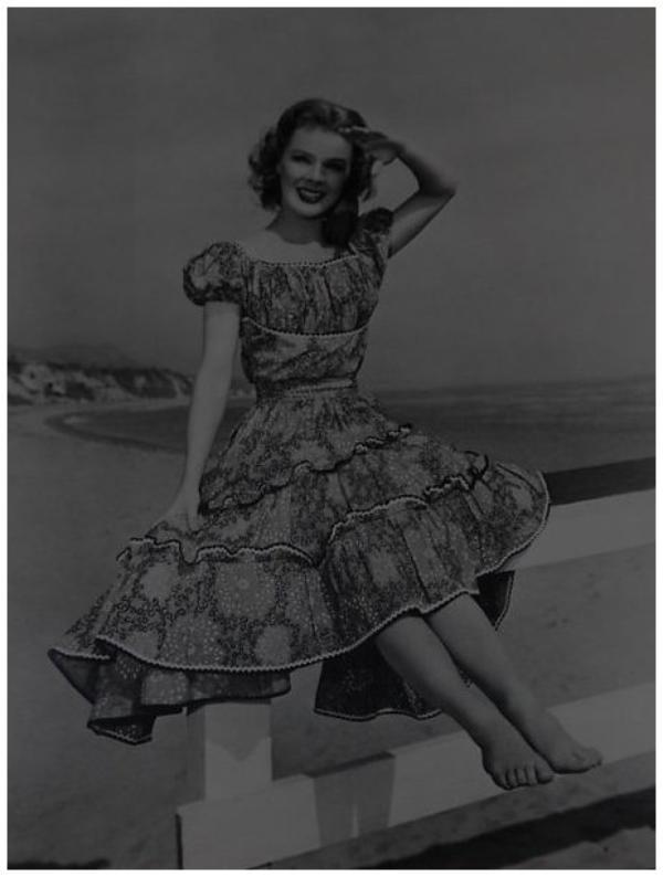 Sally FORREST '40-50 (28 Mai 1928)