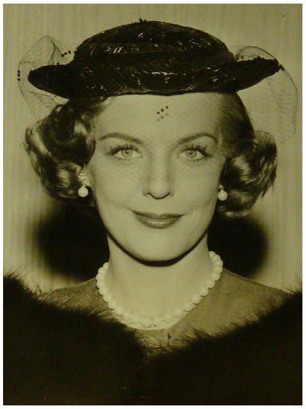 Marjorie LORD '40-50-60 (26 Juillet 1918)