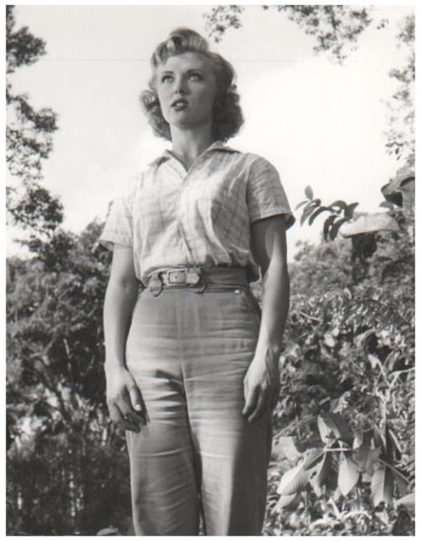 Beverly TYLER '40-50 (5 Juillet 1927 - 23 Novembre 2005)
