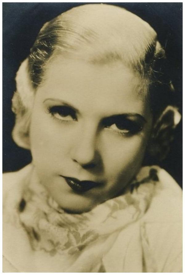 Lilyan TASHMAN '20-30 (23 Octobre 1896 - 21 Mars 1934)
