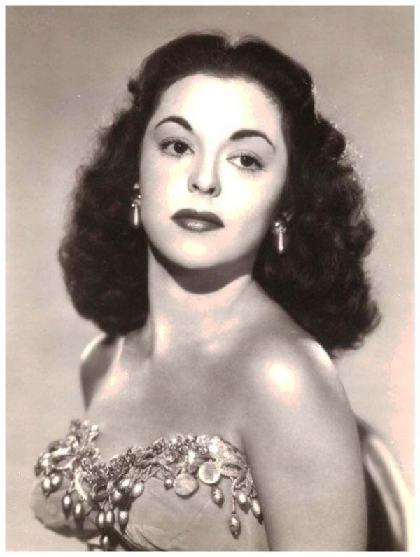 Estelita RODRIGUEZ '40-50 (2 Juillet 1928 - 12 Mars 1966)