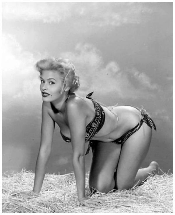 Judy BAMBER '50 (13 Octobre 1936)