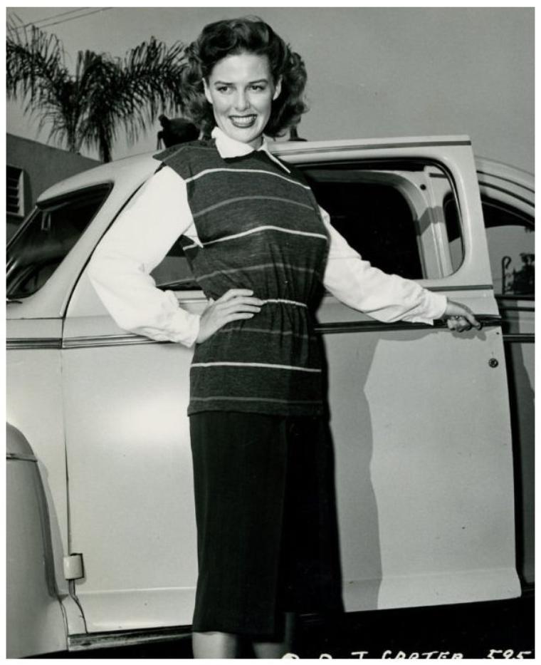 Janis CARTER '40-50 (10 Octobre 1913 - 30 Juillet 1994)