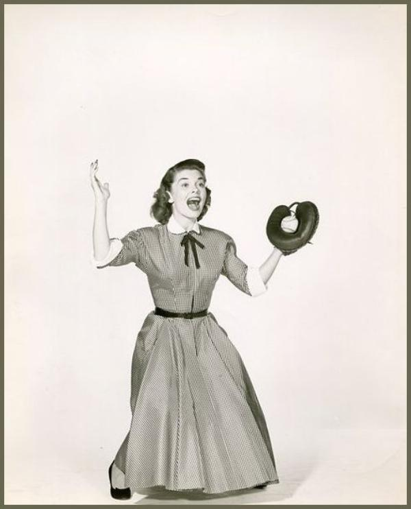 Joanne DRU '40-50 (31 Janvier 1922 - 10 Septembre 1996)