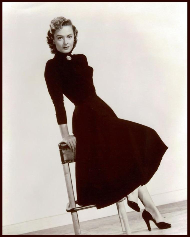 8 NOUVELLES photos de Donna REED '40-50