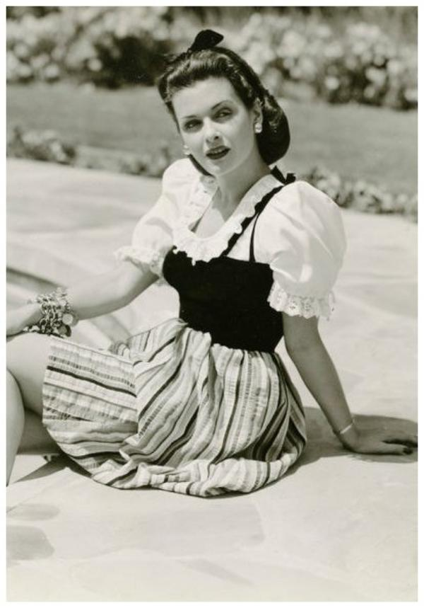 8 NOUVELLES photos de Joan BENNETT '30-40-50