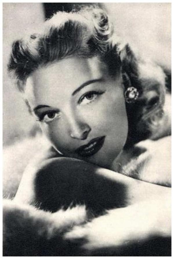 Karin BOOTH '40-50 (19 juin 1916 - 27 Juillet 2003)