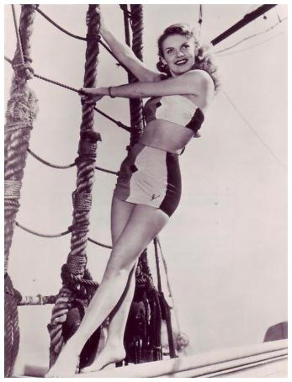 Marion MARSHALL '40-50 (8 Juin 1930)