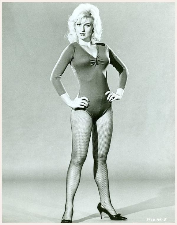 Karen STEELE '50-60 (20 Mars 1931 - 12 Mars 1988)