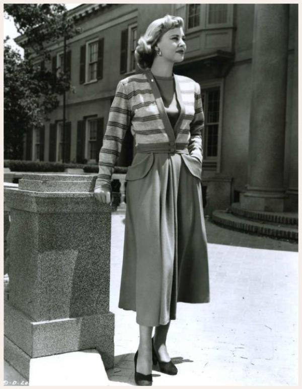 Lola ALBRIGHT '50 (20 Juillet 1925)