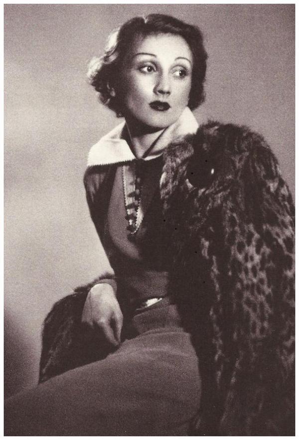 Jany HOLT '30-40 (13 Mai 1909 - 26 Octobre 2005)