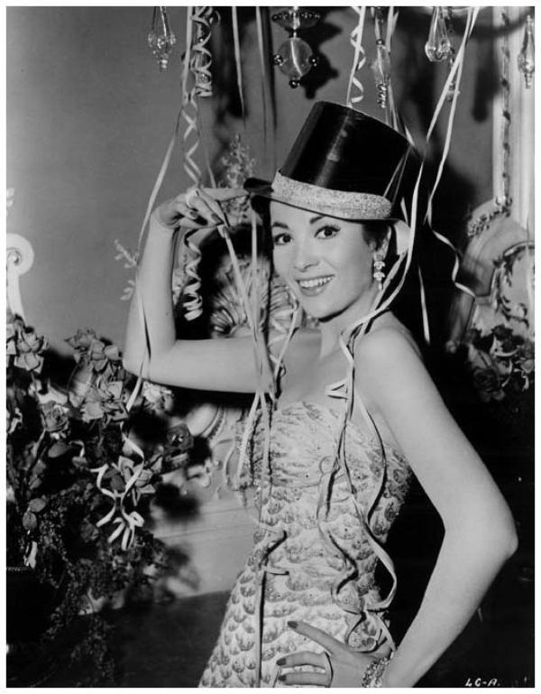 Linda CRISTAL '50-60 (25 Février 1934)