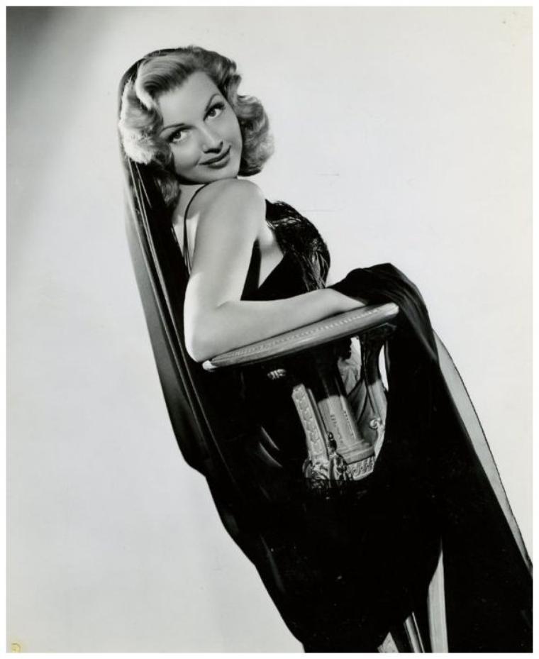 Lynn MERRICK '40 (19 Novembre 1921 - 25 Mars 2007)