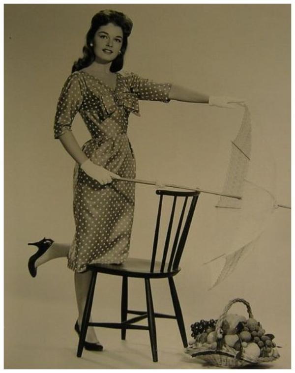 Luana PATTEN '50-60 (6 Juillet 1938 - 1er Mai 1996)