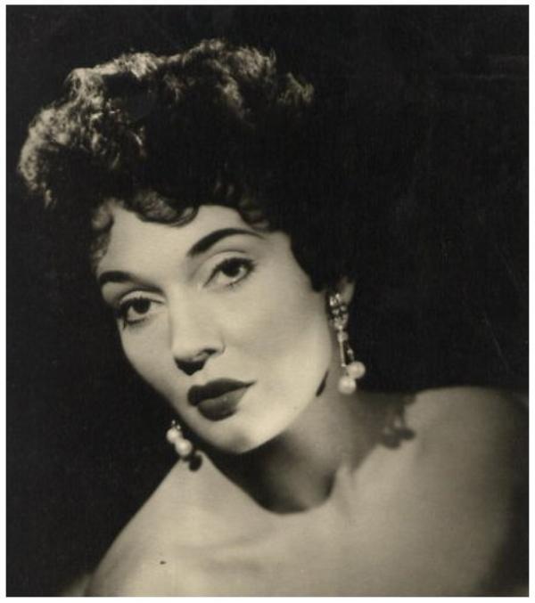 Ludmilla TCHERINA '50-60 (10 Octobre 1924 - 21 Mars 2004)