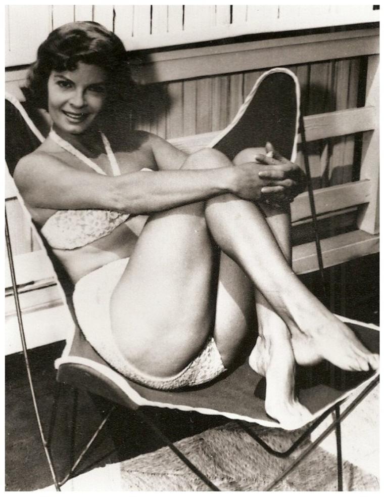 Patricia OWENS '50-60 (17 Janvier 1925 - 31 Août 2000)