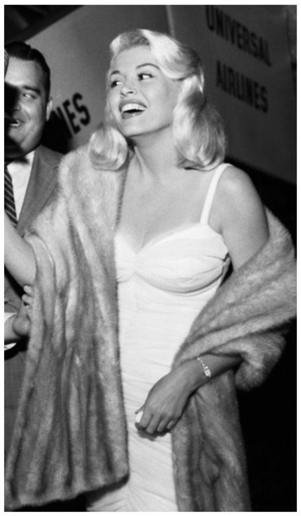 Sandra GILES '50-60 (24 Juillet 1932)