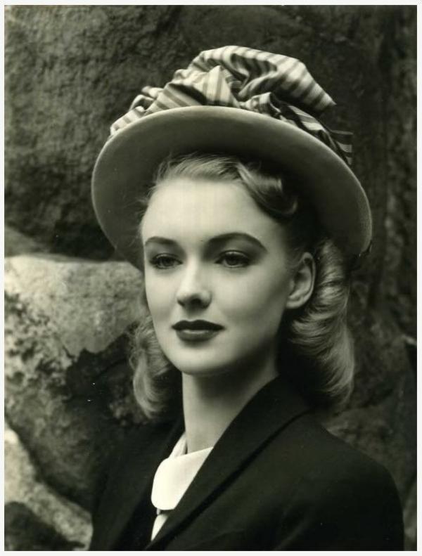 Susan SHAW '40-50 (29 Août 1929 - 27 Novembre 1978)