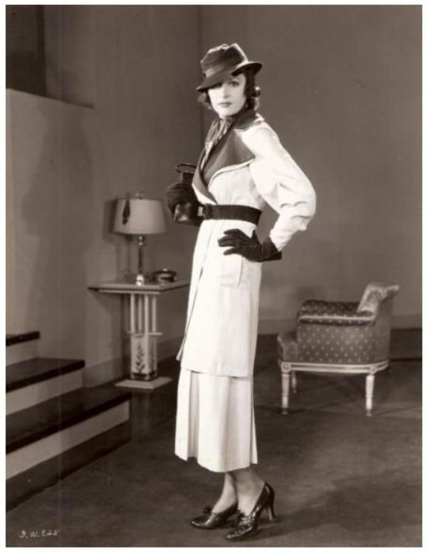 Irene WARE '30 (6 Novembre 1910 - 11 Mars 1993)