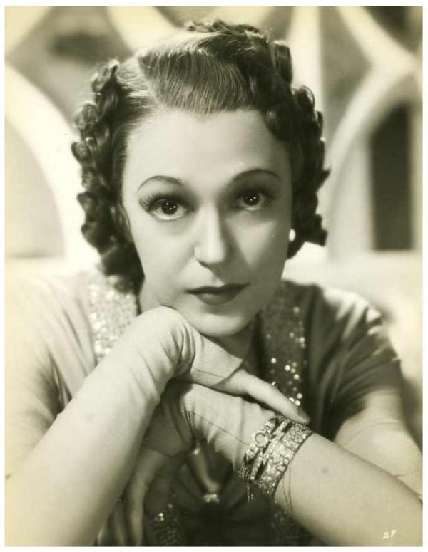 Alice BRADY '20-30 (2 Novembre 1892 - 28 Octobre 1939)