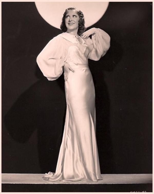 Gracie ALLEN '30-40-50 (26 Juillet 1895 - 27 Août 1964)