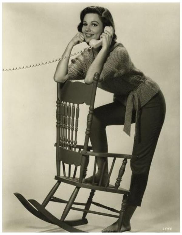 Paula PRENTISS '50-60 (4 Mars 1938)