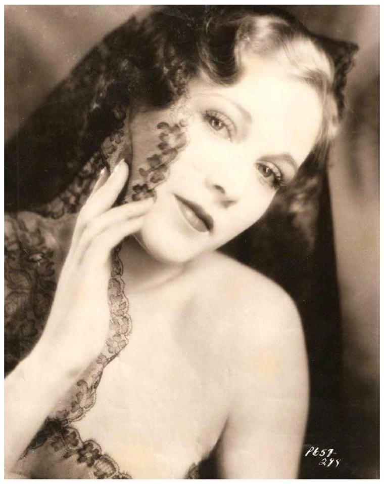 Esther RALSTON '28-30-62 (17 Septembre 1902 - 14 Janvier 1994)