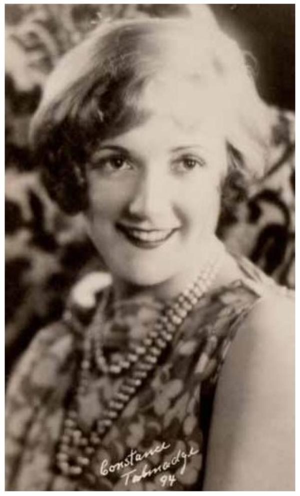Constance TALMADGE '20-30 (19 Avril 1898 - 23 Novembre 1973)