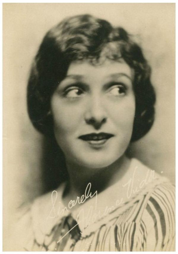 Florence VIDOR '20-30 (23 Juillet 1895 - 3 Novembre 1977)