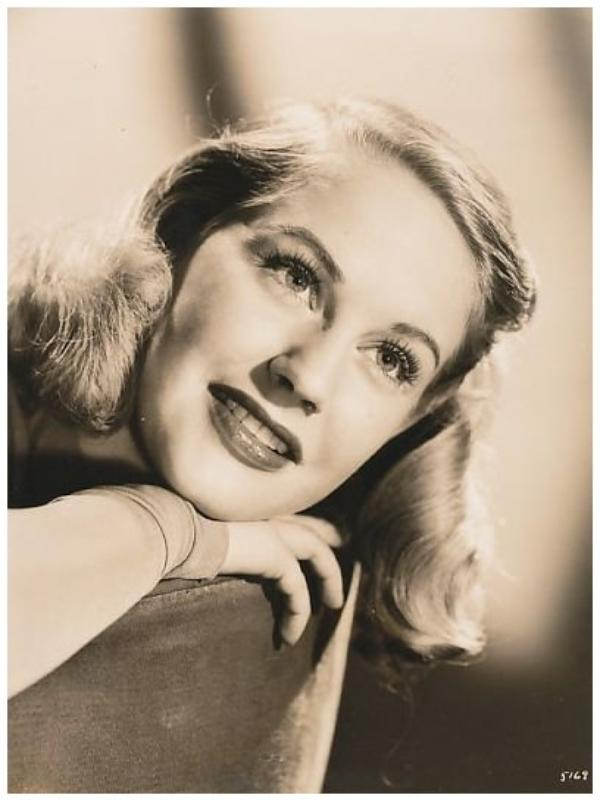 Dorothy PATRICK '40-50 (3 Juin 1921 - 31 Mai 1987)