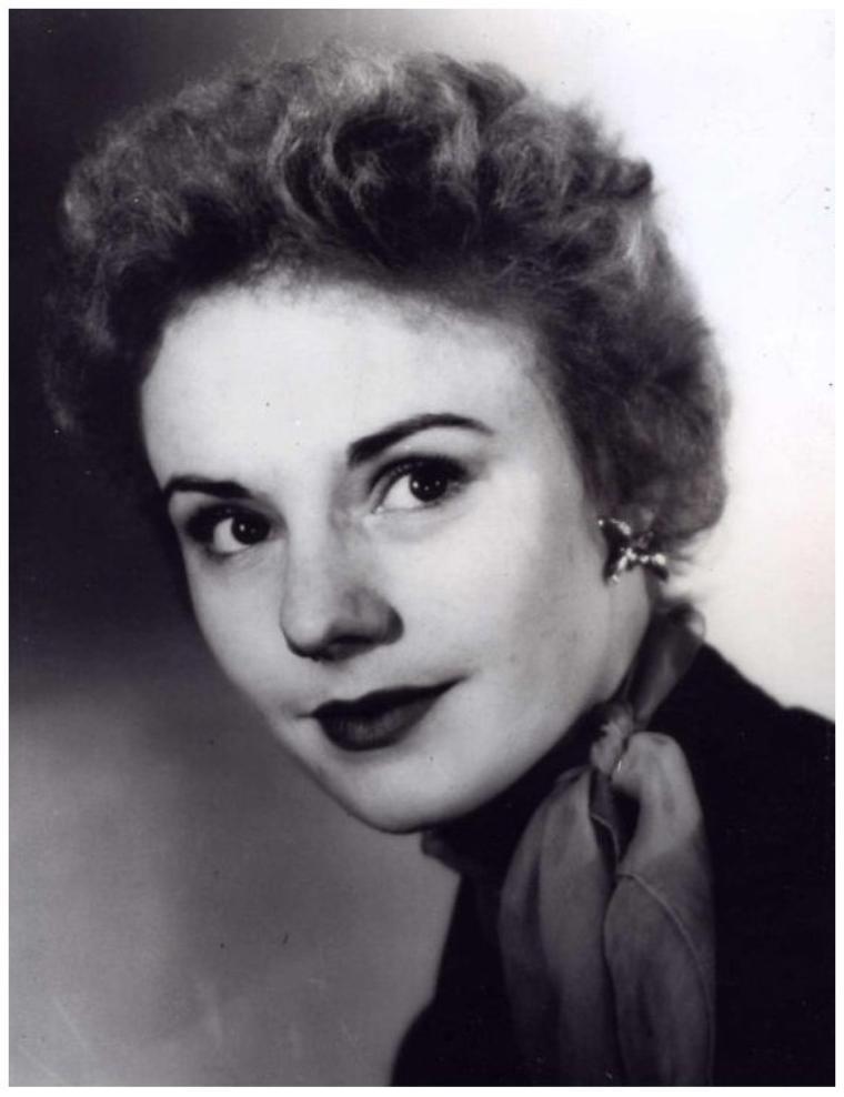 Peggy-Ann GARNER '40-50 (3 Février 1932 - 16 Octobre 1984)