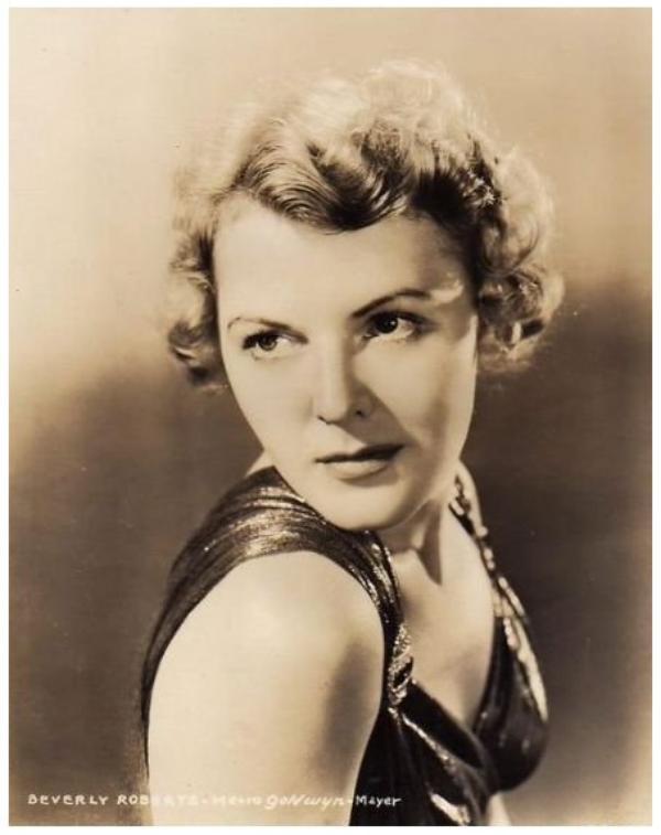 Beverly ROBERTS '30-40-50 (19 Mai 1914 - 13 Juillet 2009)