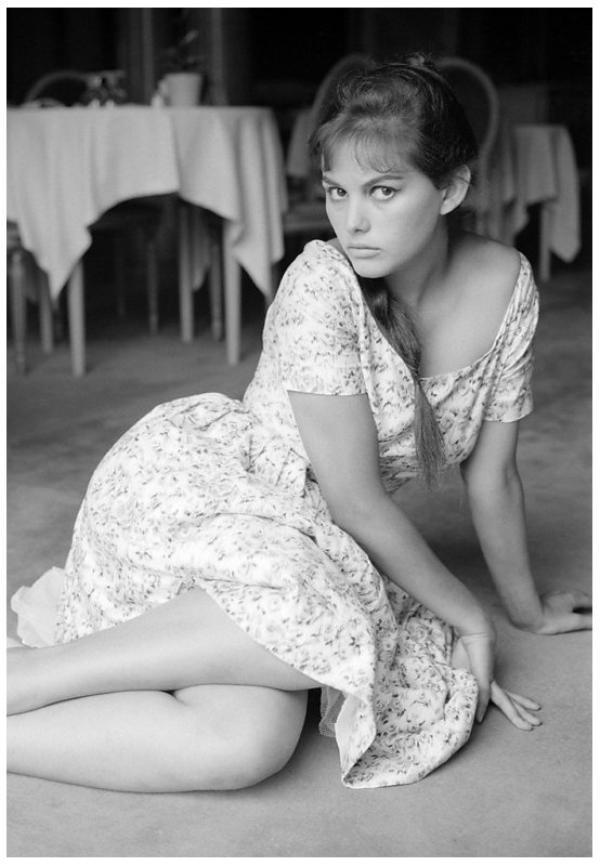 Claudia CARDINALE '61 (15 Avril 1938)
