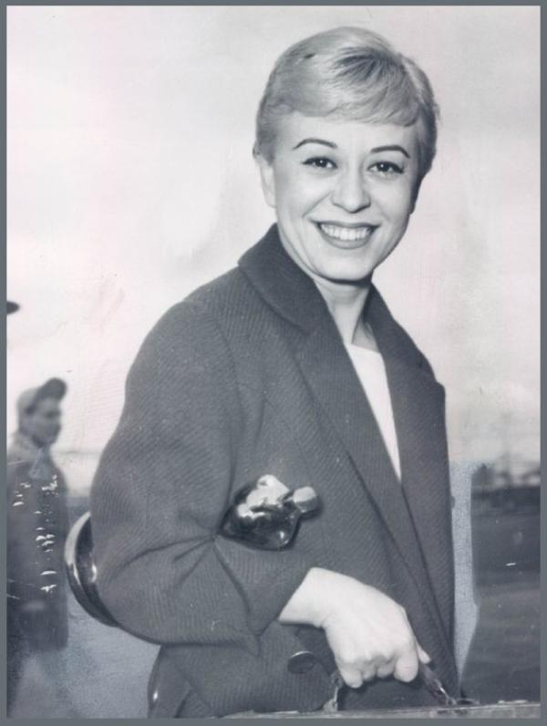 Giulietta MASINA '50 (22 Février 1920 - 23 Mars 1994)