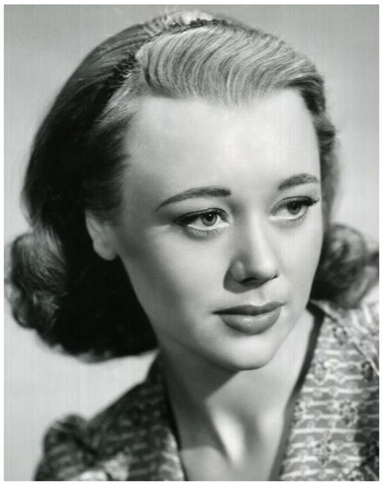 Glynis JOHNS '40-50-60 (5 Octobre 1923)