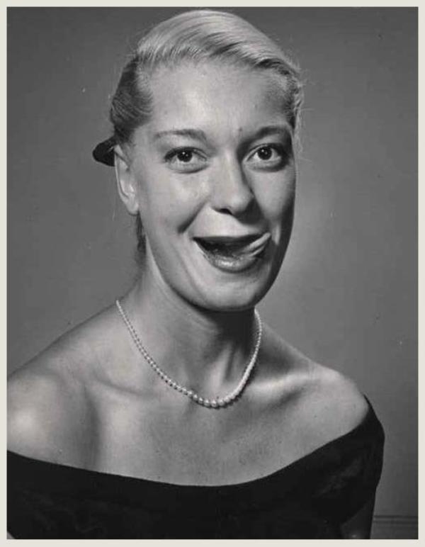 Carol CHANNING '50-60 (31 Janvier 1921)
