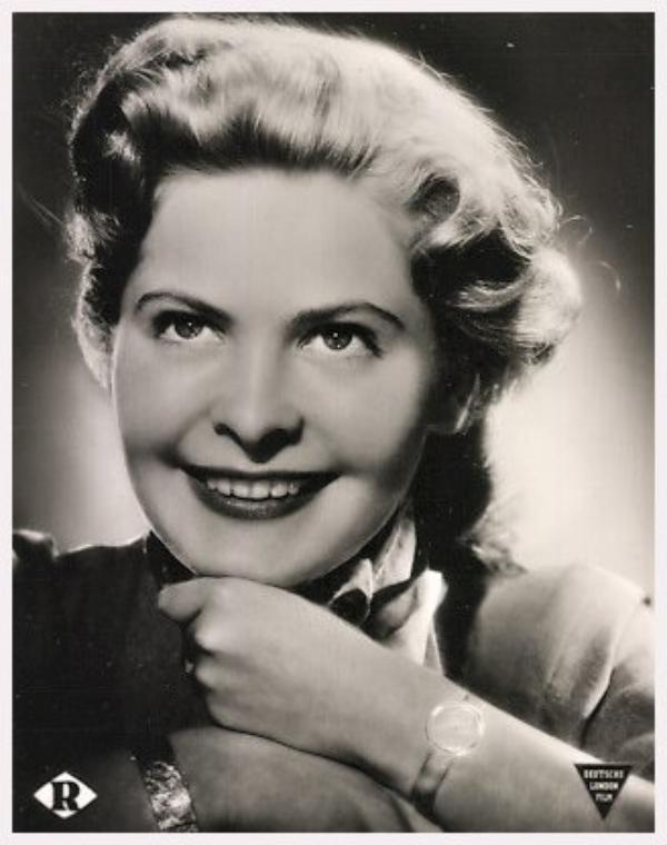 Johanna MATZ '50 (5 Octobre 1932)