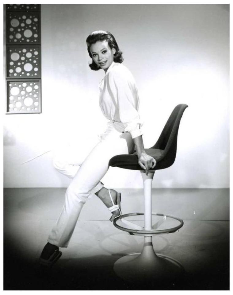 Juliet PROWSE '60 (25 Septembre 1936 - 14 Septembre 1996)