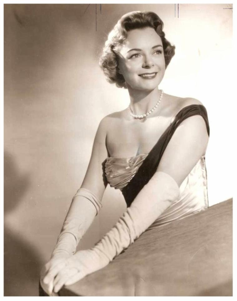 June LOCKHART '40-50 (25 Juin 1925)