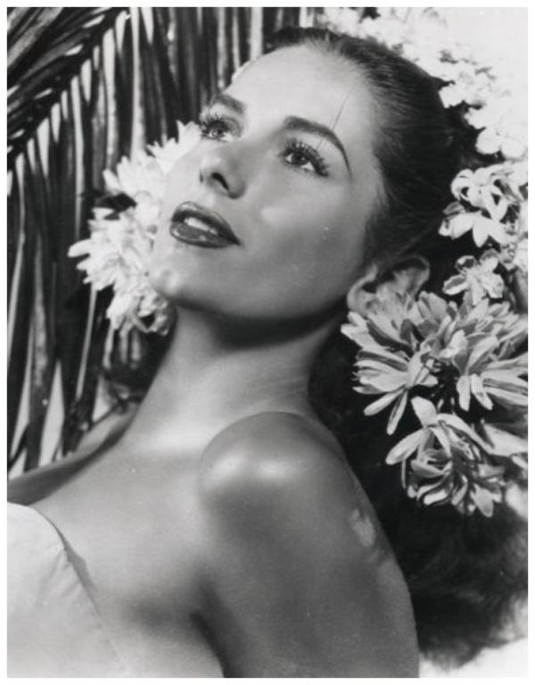 8 NOUVELLES photos de la belle Jinx FALKENBURG '40-50