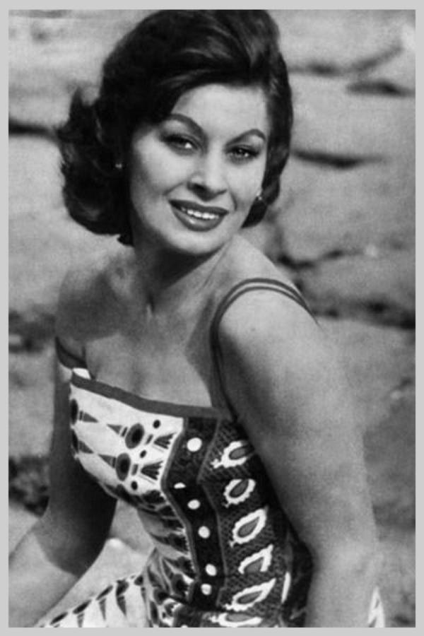Magali NOËL '50-60 (27 Juin 1932)