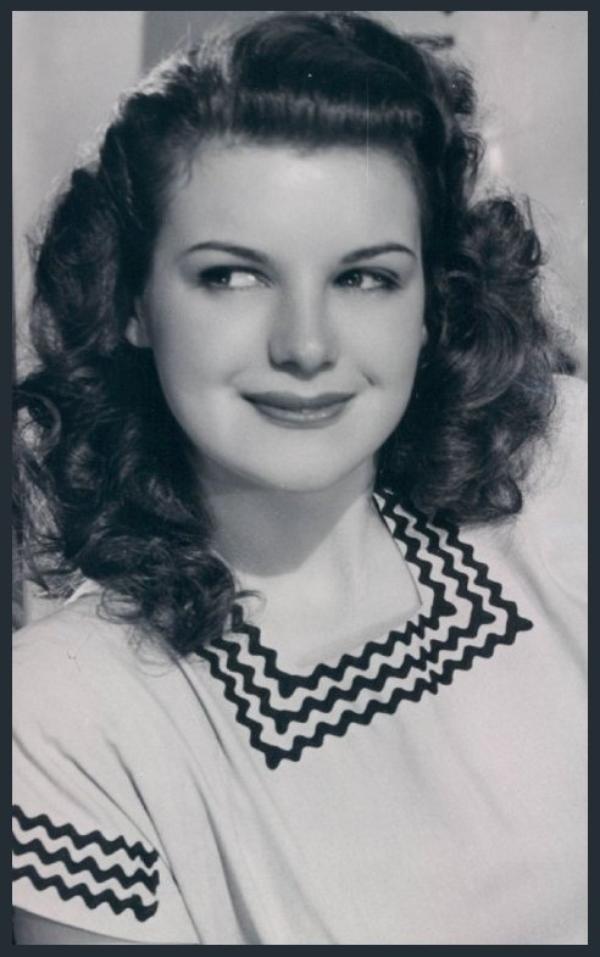 Nan LESLIE '40-50 (4 Juin 1926 - 30 Juillet 2000)