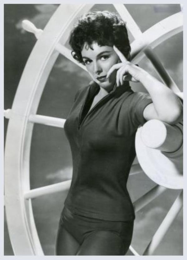 Erin O'BRIEN '50-60 (17 Janvier 1934) (à ne pas confondre avec l'actrice Erin O'BRIEN MOORE)