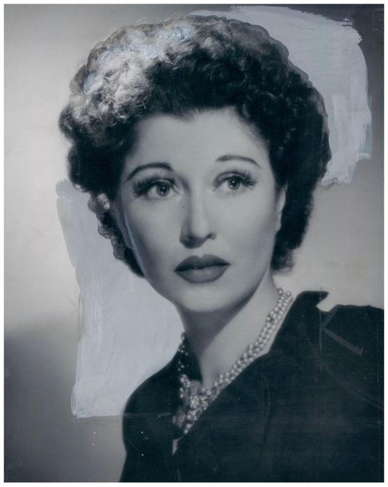 Erin O'BRIEN MOORE '30-40 (2 Mai 1902 - 3 Mai 1979)