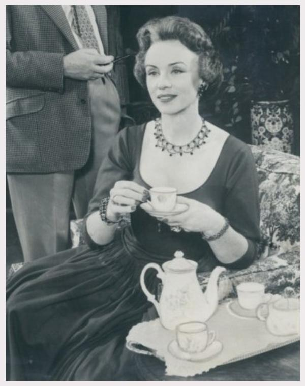 Jessica TANDY '40-50-60 (7 Juin 1909 - 11 Septembre 1994)