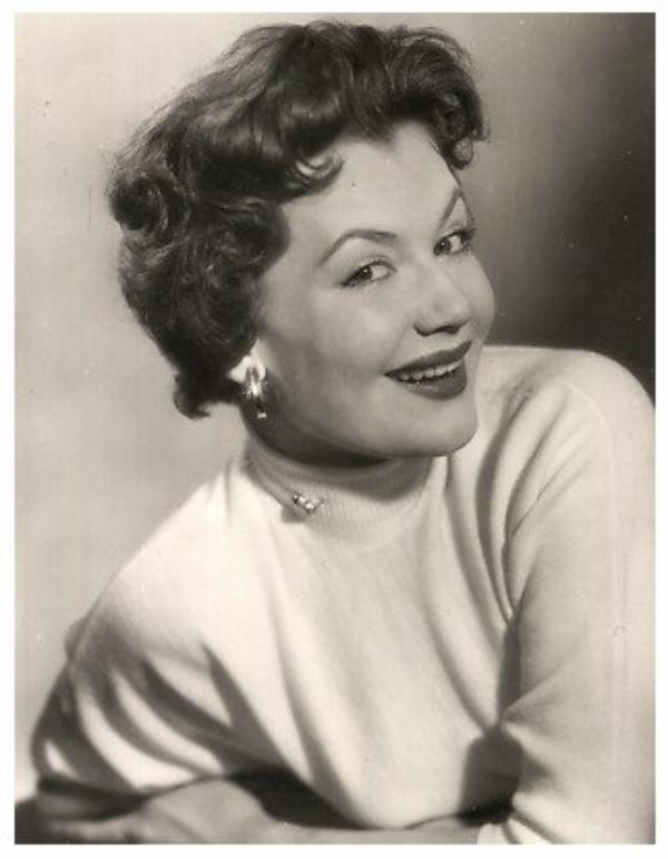 Renate HOLM '50 (10 Août 1931)