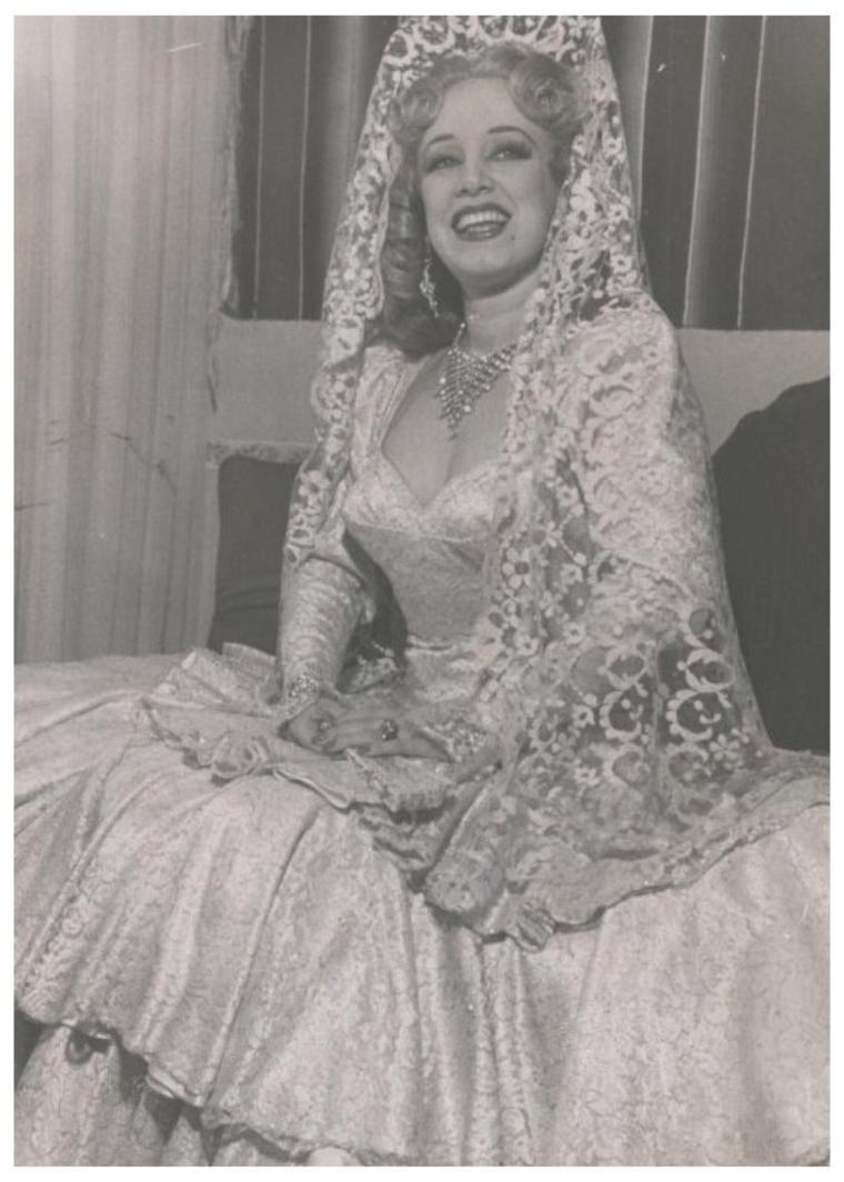 Rosita FORNES '50-60 (11 Février 1923)